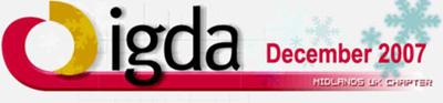 IGDA Midlands December